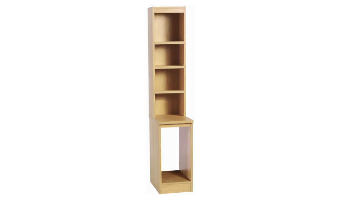 CPU Computer Tower Storage With OSB Hutch