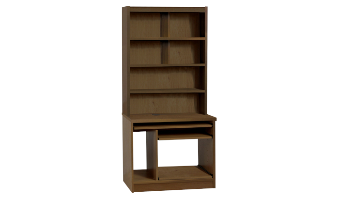Computer Work Station With OSF Hutch