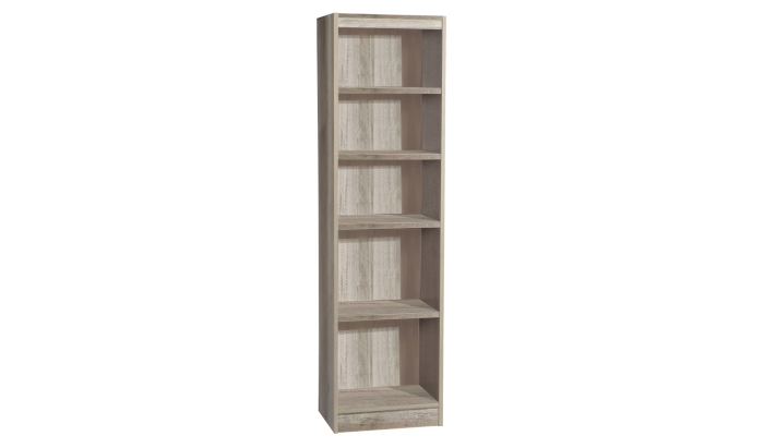 Tall Bookcase 480mm Wide