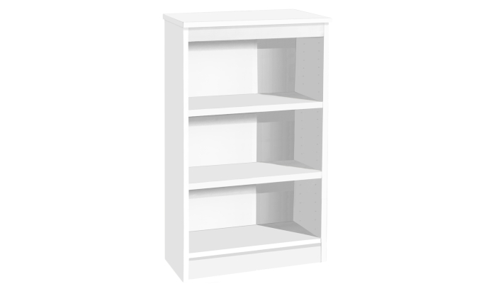 Mid Height Bookcase 600mm Wide