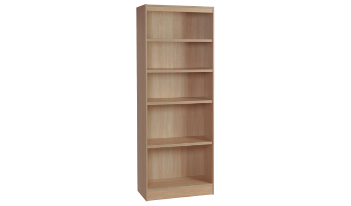 Tall Bookcase 600mm Wide